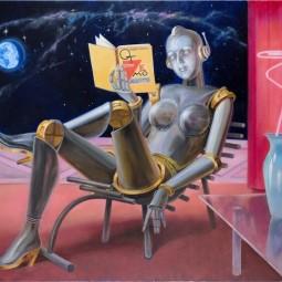 Выставка «Смотрящий за землянами»