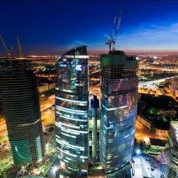 Экскурсия на 54-й этаж смотровой площадки Москва-Сити