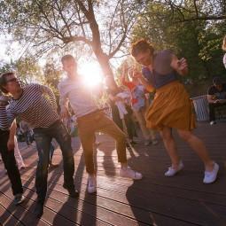 День города в парках Москвы 2016