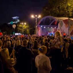 День города в парке «Сокольники» 2016