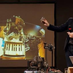 Выставка звуковых работ «Лаборатории Слуха» Школы Родченко