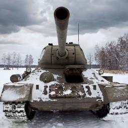 День защитника Отечества в музее истории танка Т-34 2020