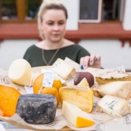 Всероссийский фестиваль сыра на ВДНХ 2018