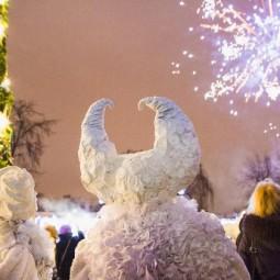 Новогодняя ночь в саду «Эрмитаж» 2020