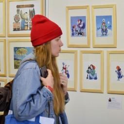 Фестиваль книжной иллюстрации и визуальной литературы «Морс» 2020