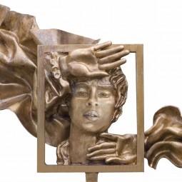Выставка «Музыкальные фантазии в творчестве Александра Бурганова»