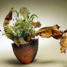 Выставка «Японская осень в музее «Царицыно». Искусство икебаны школы Согэцу»