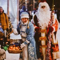 Предновогодний фестиваль «Дед Мороз и чудесный день» 2016
