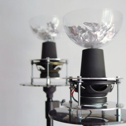 Выставка «Мерцающие суперструктуры / Oscillating Superstructures»