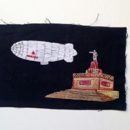 Выставка «Вышивая авангард»