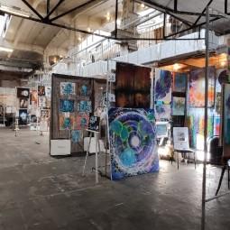 АРТ ярмарка-выставка «Art is» 2021