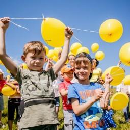 День защиты детей в Выставочных залах Москвы 2020