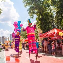 «Праздник мороженого» в Сокольниках 2017