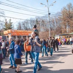Фестиваль фудтраков в «Сокольниках»