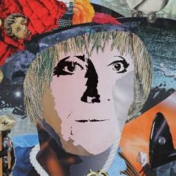 Выставка «След во времени»