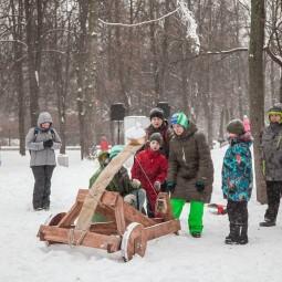 «Фестиваль крепостей» в парке «Сокольники» 2019