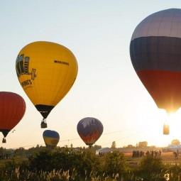 Фестиваль воздухоплавания «Небо: теория и практика» 2019