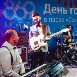 День города в парках Москвы 2017