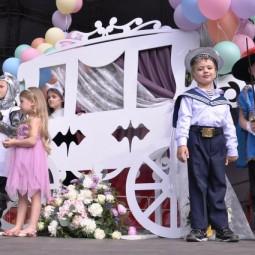День защиты детей в парке «Кузьминки» 2017
