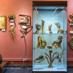 Выставка «Чудеса из природы»
