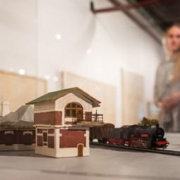 Выставка «Московская кольцевая: новый путь»