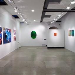 Выставка «Между Знаком и Живописью. Amarcord»