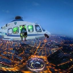 Выставка «Горизонты Италии. Вид из полицейских вертолетов»