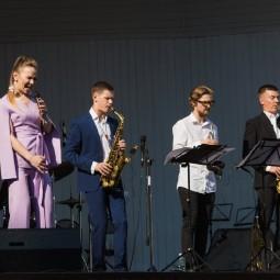 Фестиваль «Джаз в саду «Эрмитаж» 2019