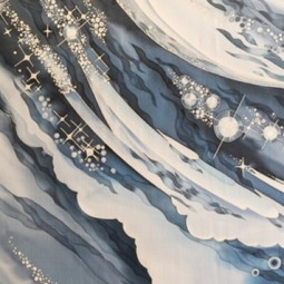 Выставка «Фантазии космический полет»