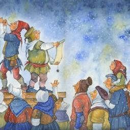 Выставка «Истории, рассказанные в детской»