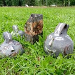 Выставка «Hot stone. Горячий камень»