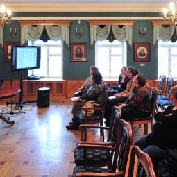 День защитника Отечества в библиотеках и культурных центрах 2020