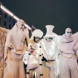 Фестиваль уличных театров «Новый год и Рождество» 2020