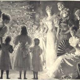 Выставка «Елка сто лет назад. Старинные елочные украшения»