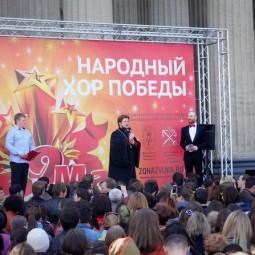 День Победы в МХАТ имени М. Горького 2021
