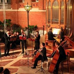 Фестиваль «Орган плюс в «Царицыно» 2016