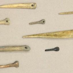 Выставка «Археология древнего Дьякова»