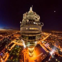 День студента в Останкинской башне 2018