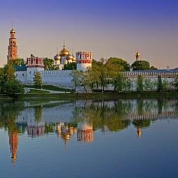 Пешеходная экскурсия «Новодевичий монастырь с посещением Новодевичьего кладбища»
