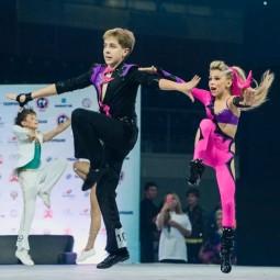 Кубок мира по акробатическому рок-н-роллу 2018