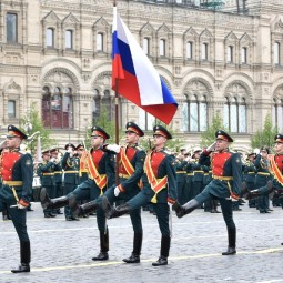 Парад Победы 2021 в Москве