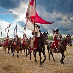 Пограничная битва XVII века в музее-заповеднике «Коломенское» 2017