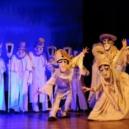 «Странствующие театры» в ЦДМ на Лубянке 2020