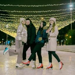 День студента в Парке Горького 2020