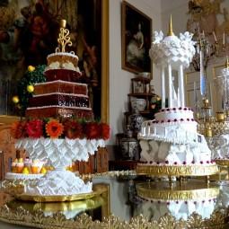 Выставка «Десерт у князя Юсупова»