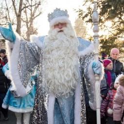 Новогодние праздники в Московском зоопарке 2019/20