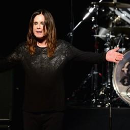Концерт Оззи Осборна 2018