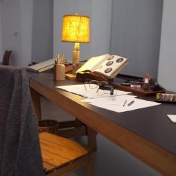 Выставка «Писатель и тайна: Александр Солженицын»
