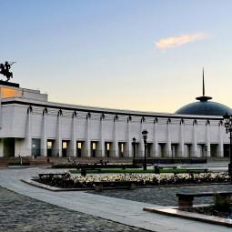 День народного единства в Музее Победы 2021
