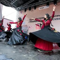 Фестиваль грузинской культуры «Тбилисоба в Москве» 2018